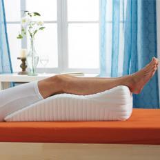 Ergonomisches Beinruhekissen