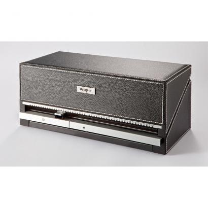 automatische cd dvd archivbox g nstig automatische cd. Black Bedroom Furniture Sets. Home Design Ideas