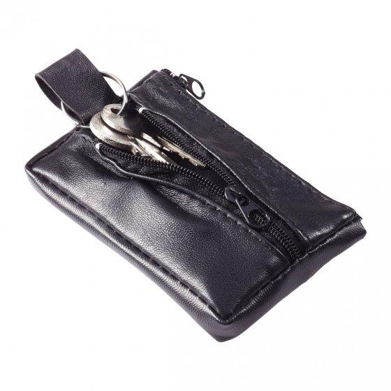 Lammleder-Schlüsseletui