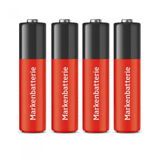 Micro-Batterien (AAA) 4er-Set