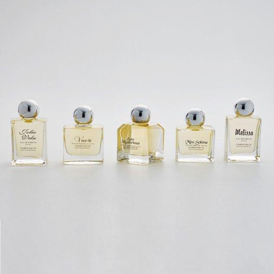 "Kollektion ""Secrets de Parfums"""