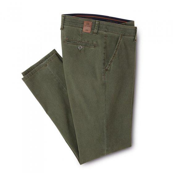 Pantalon en coton Tencel® durable