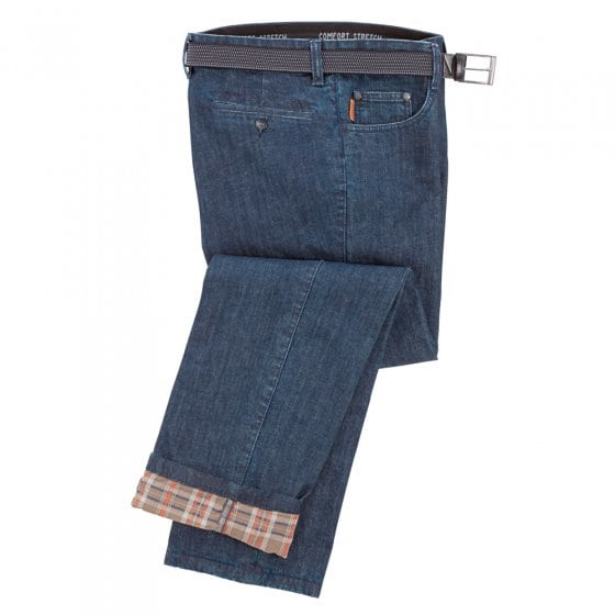 Jeans mit Thermofutter