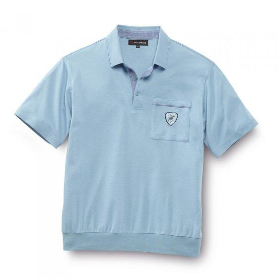 Interlock Poloshirt, beige L | Beige