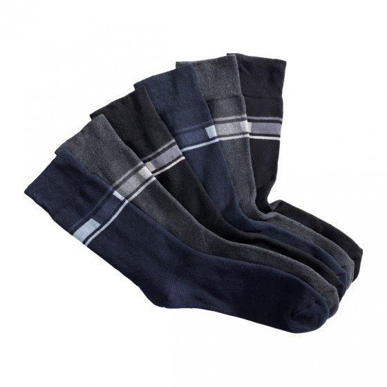 Chaussettes en tissu éponge Lot de 6