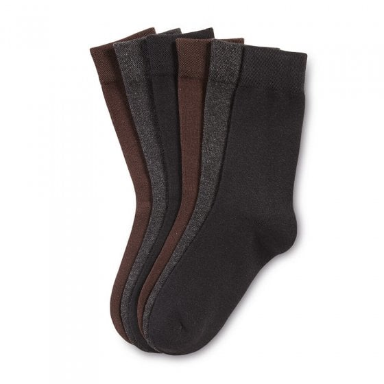Chaussettes spéciales veines Lot de 6