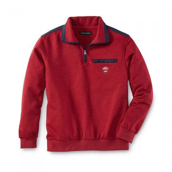 Thermo Sweatshirt, rot L | Rot
