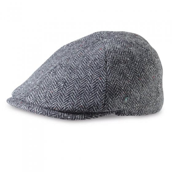 Casquette tweed Donegal