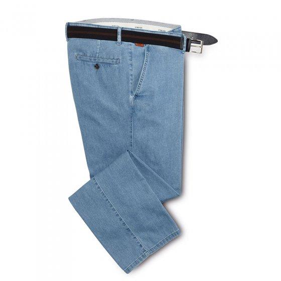 Unterbauch Jeans, Hellblau 54 | Hellblau