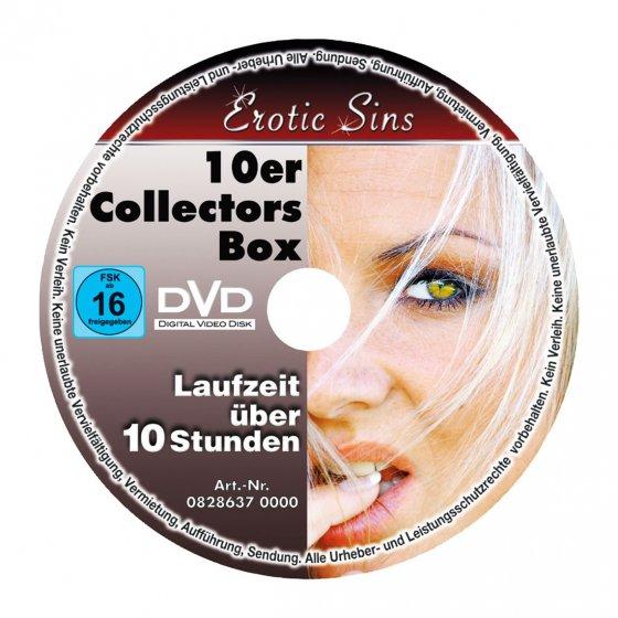 """Erotik-DVD-Set """"Erotic Sins"""""""