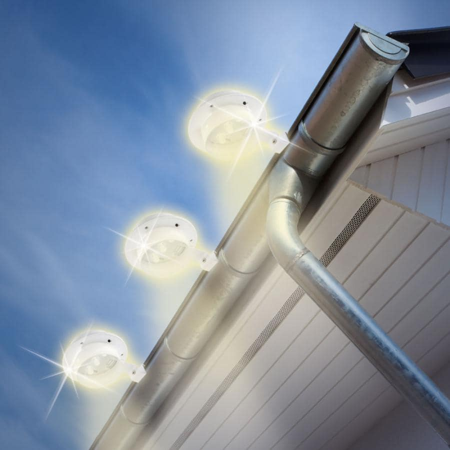dachrinnen leuchten 3er set g nstig dachrinnen leuchten 3er set auf rechnung kaufen und online. Black Bedroom Furniture Sets. Home Design Ideas
