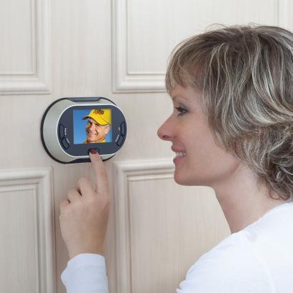 t rspion kamera mit klingel g nstig t rspion kamera mit klingel auf rechnung kaufen und online. Black Bedroom Furniture Sets. Home Design Ideas
