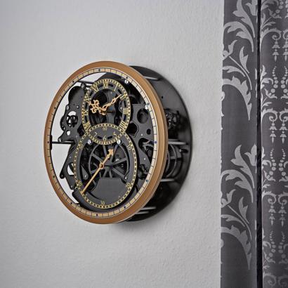 skelettuhr schwarz und gold g nstig skelettuhr schwarz und gold auf rechnung kaufen und. Black Bedroom Furniture Sets. Home Design Ideas