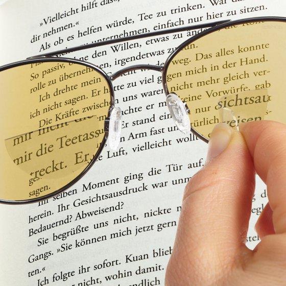 Lentilles de lecture