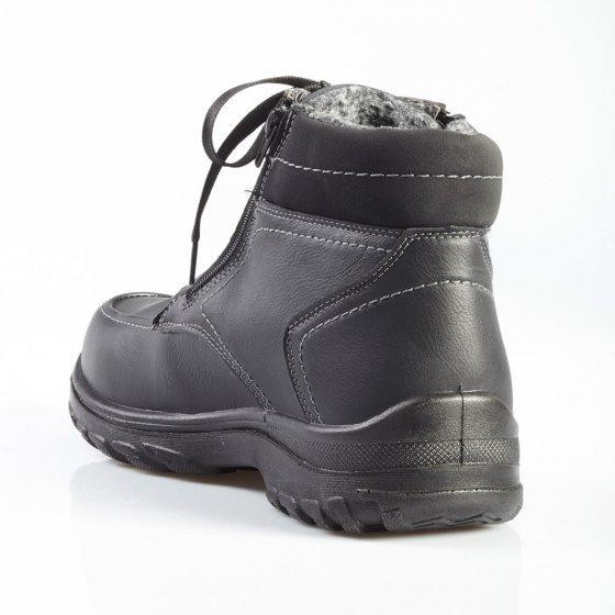 Bottes d'hiver double zip