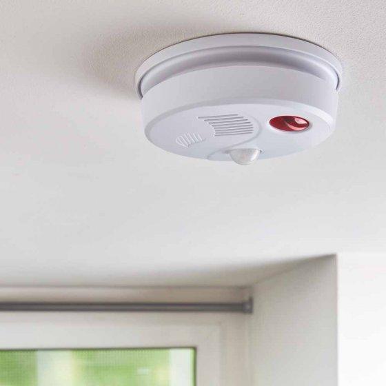 Alarme de plafond 360° télécommandée