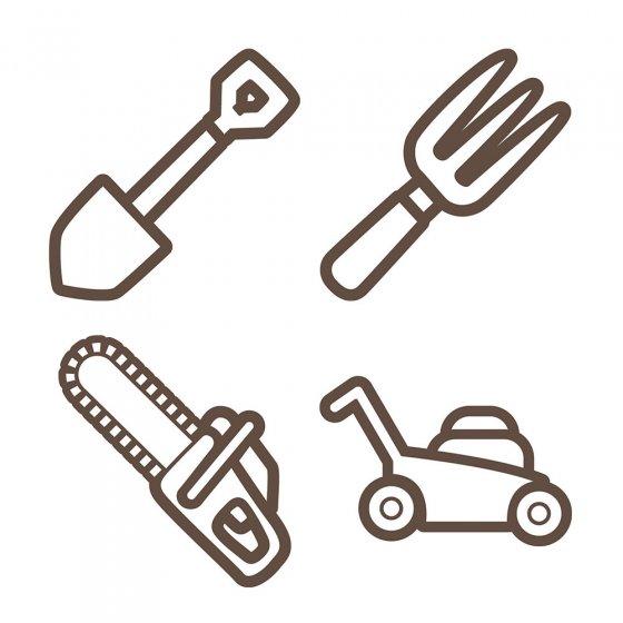 Affûteur pour outils de jardin