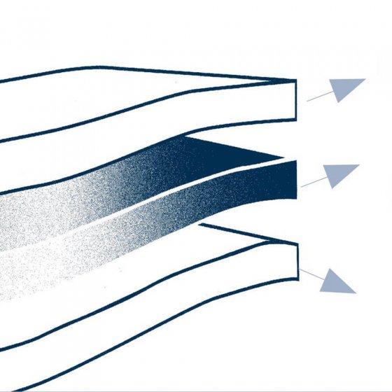 Calmuc-Matratzen-Auflage