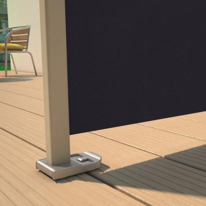 seitenmarkise g nstig seitenmarkise auf rechnung kaufen und online bestellen im online shop. Black Bedroom Furniture Sets. Home Design Ideas