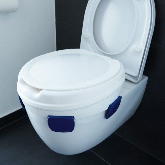 """Abattant de toilettes  """"Clipper""""  avec couvercle"""