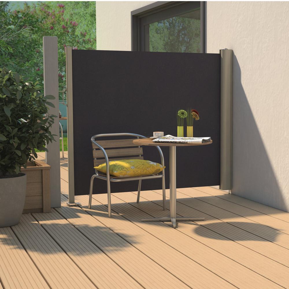 seitenmarkise g nstig bei eurotops bestellen. Black Bedroom Furniture Sets. Home Design Ideas