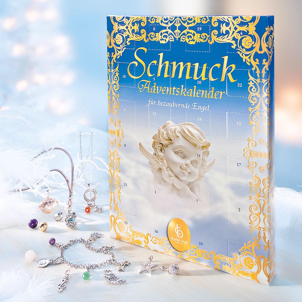 Schmuck Adventskalender G Nstig Schmuck Adventskalender