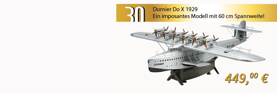 Dornier Do X 1929