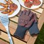 Hitzebeständige Grillhandschuhe 2er-Set